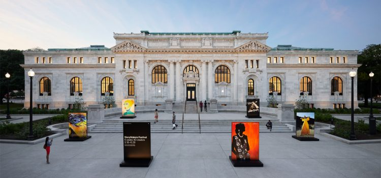 Apple Carnegie Library opens Saturday in Washington, D.C.
