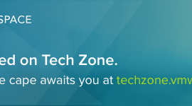 Tech Zone Sponsored Content at VMworld Europe 2019