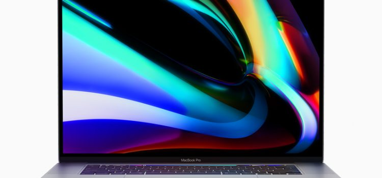 Apple introduces 16-inch MacBook Pro, the world's best pro notebook