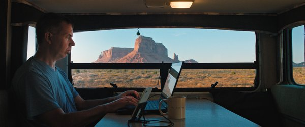 #IMakeApps: One developer's life on the road