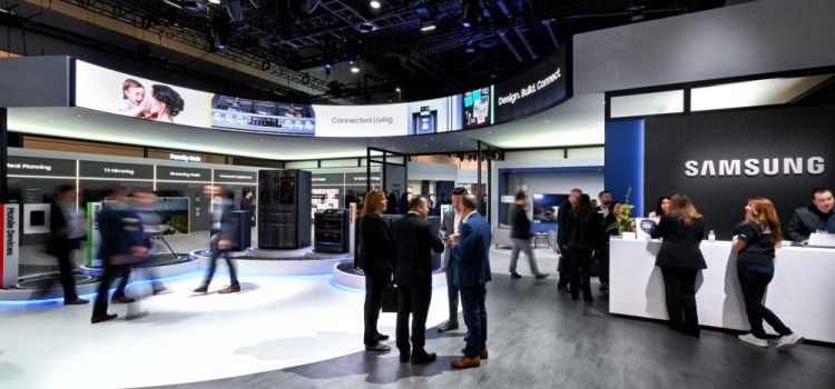 Connected Living, Stylish Designs: Highlights from KBIS 2020