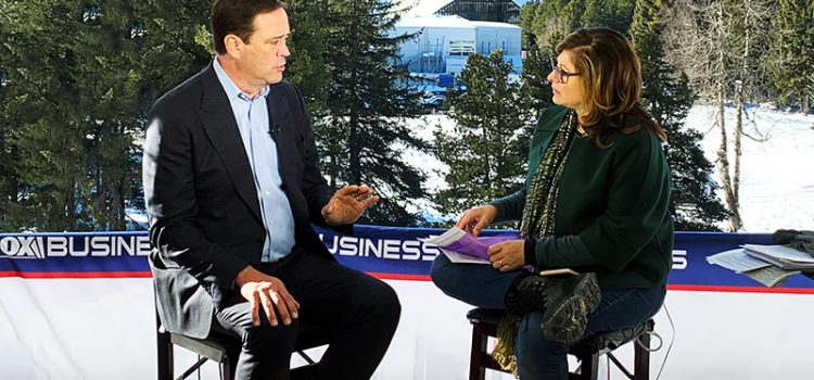Twitter moments: Cisco at #wef20