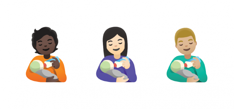 Five (of many) new emoji coming to Android this year