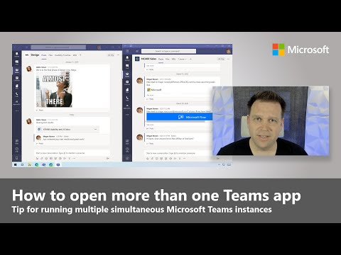 """how-to-open-""""multiple-instances""""-of-microsoft-teams"""