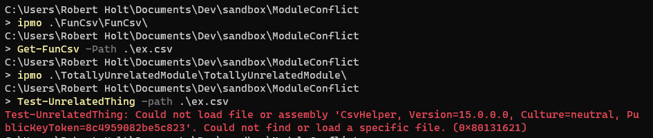 resolving-powershell-module-assembly-dependency-conflicts