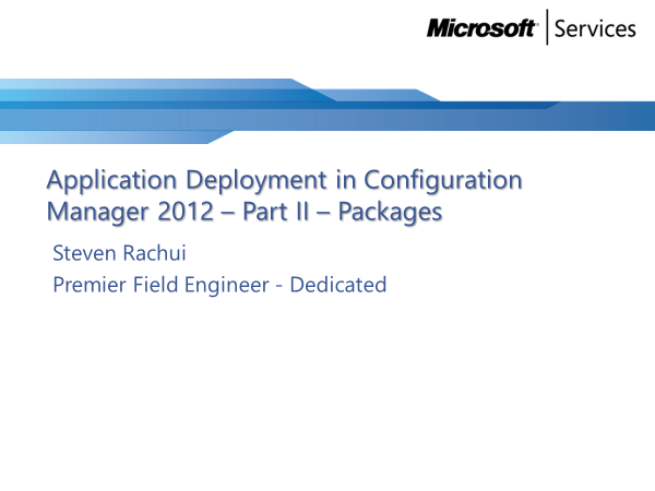 video-tutorial:-packages-–-application-deployment-part-2