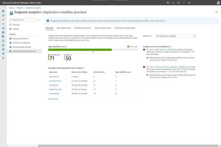 What's New in Microsoft Endpoint Manager – Microsoft Ignite 2021 Edition