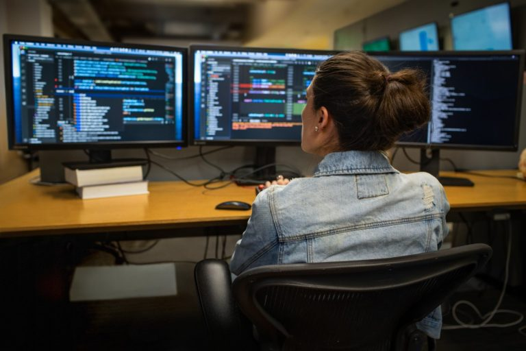 How one data scientist is pioneering techniques to detect security threats