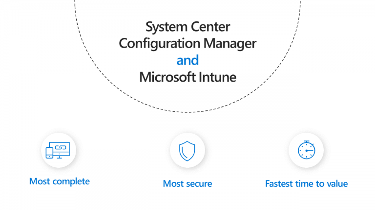 What's new in System Center Configuration Manager and Microsoft Intune: Spring 2019 Edition