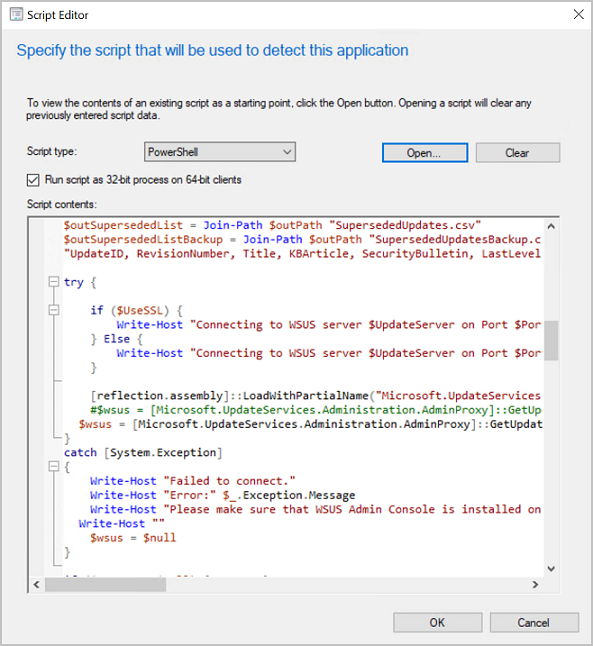 View syntax highlighting for scripts and queries in Configuration Manager Technical Preview 2010