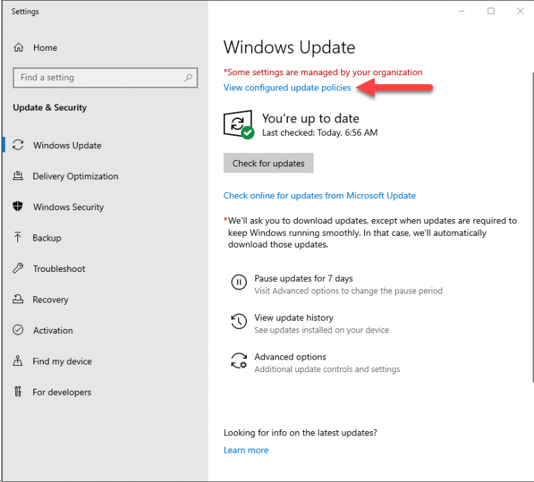 Third-Party Updates and Windows Update for Business