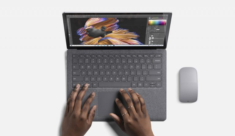 Surface expands its Secured-core portfolio with the new Surface Laptop 4 powered by AMD Ryzen™Mobile Processors