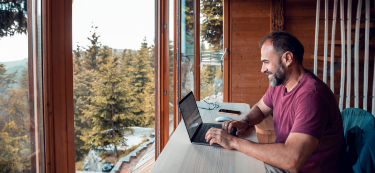 How flexible work supports sustainability initiatives