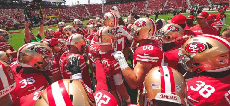 How the San Francisco 49ers use Wrike