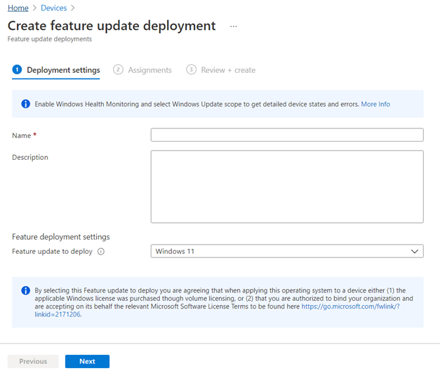 Endpoint Manager simplifies upgrades to Windows 11