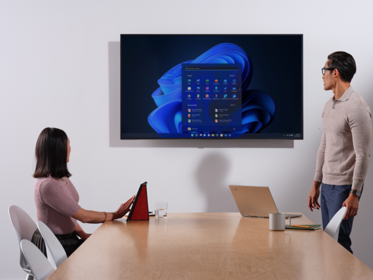 Empower your hybrid workforce today with Windows 11